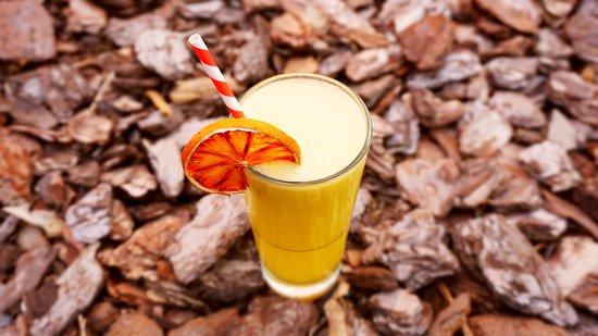 Keik: Nuestro zumo tropical