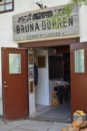 Ljugarn, Szwecja: Bruna Dörren