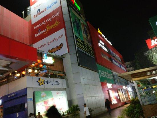 Urban Oasis Mall