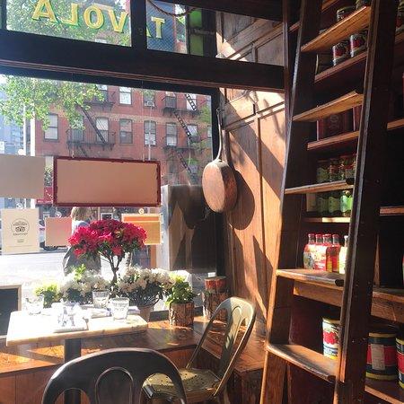A Tavola Italian Diner New York City Upper East Side Restaurant