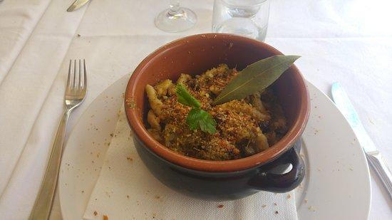 Trattoria Don Ciccio: pasta alle sarde