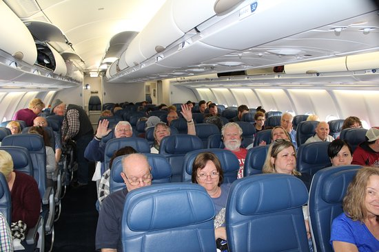 Delta Air Lines: Twenty one new found friends - we're on our way(s) home!