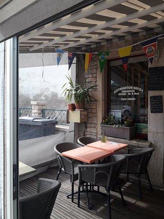 Bilde fra Bar-Brasserie Les Tilleuls