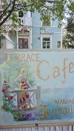 Cafe Taideterassi: An idyl