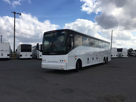 Tappsi Transportation: Orlando Charter Buses
