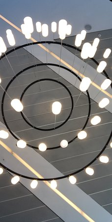 DoubleTree by Hilton Hotel Amsterdam Centraal Station: Reception. They really think of the details