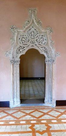 Palacio de la Aljaferia: Porte et sol