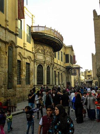 Khan Al-Khalili: Fabulous architecture
