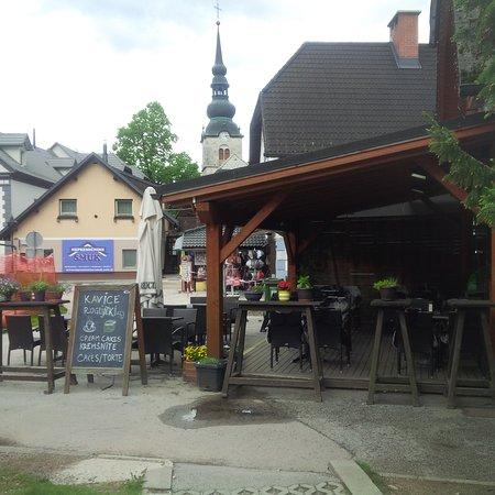 Sport Point Caffe: Storefront