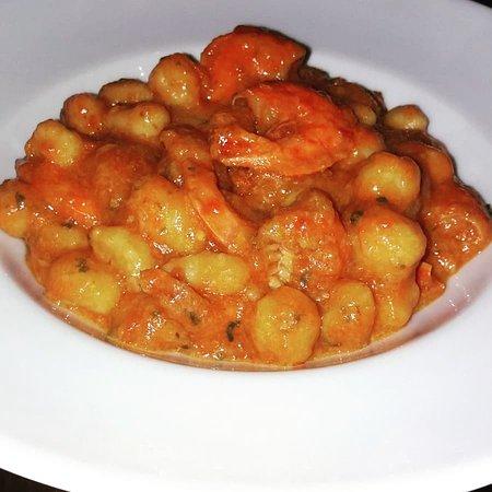 La Brasserie Creole Paris: dombrés de crevettes
