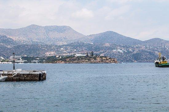 Άγιος Νικόλαος, Ελλάδα: Набережная Айос-Николаос