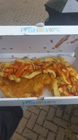Fish and chisp de barrio