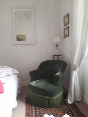 Hotel le Foret : CHAMBRE 202