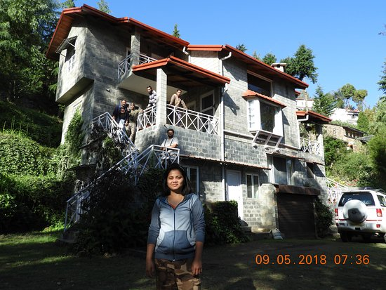 Roseville Cottage: Cottage we stayed in