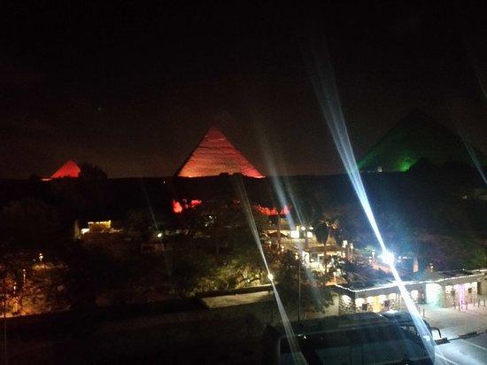 Panorama Pyramids Inn ภาพถ่าย