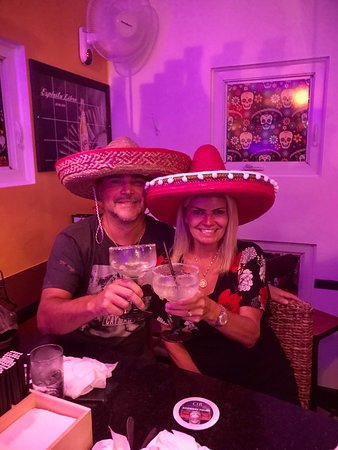 """Taco Cantina Mexican: Troy & Audrey get into a few Margaritas after they close there own Restaurant """"The Italian Kitch"""