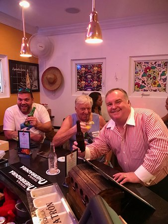 Taco Cantina Mexican: The 3 Amigos from the Morritts Sales Team