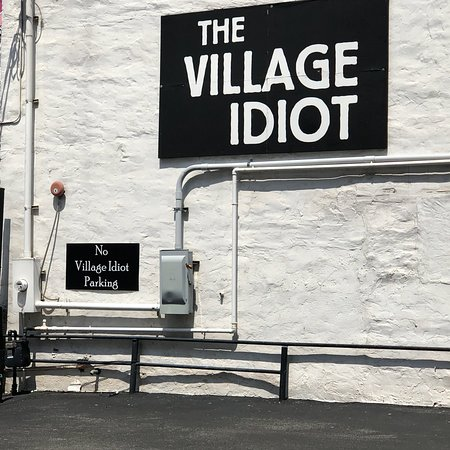 The Village Idiot Image
