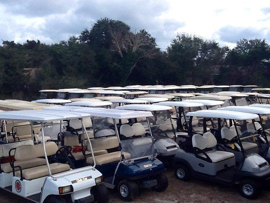Ocracoke Island Golf Carts照片