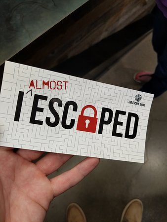 The escape game austin 2018 all you need to know before you go the escape game austin gumiabroncs Image collections