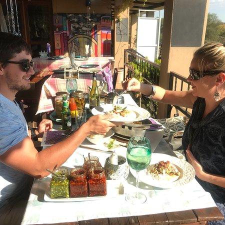 Hekpoort, South Africa: Heksies Hideaway Family Restaurant