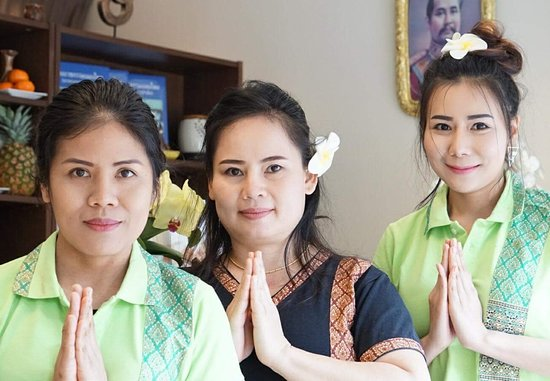 Siam – Spa & Massage: our staff