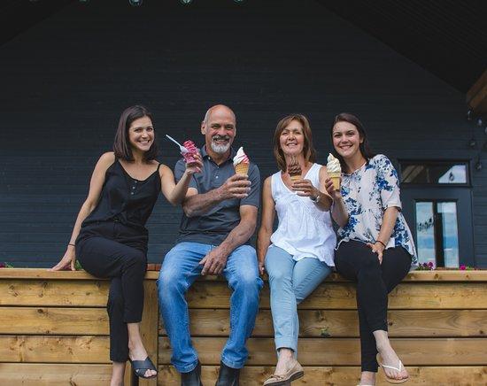 Sainte-Marie, Canada: La Famille Marland