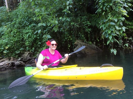 Small Group Kayaking Tour on the Rentapao River from Port Vila: Kayaking with Eco tours