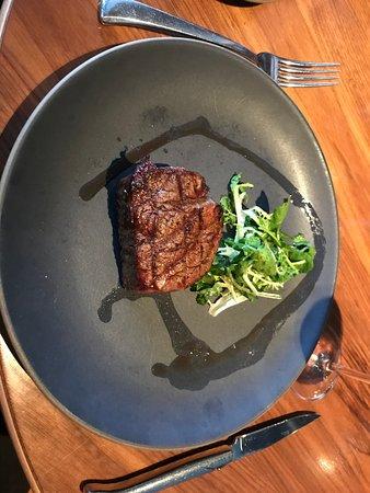Nick & Stef's Steakhouse: Carne