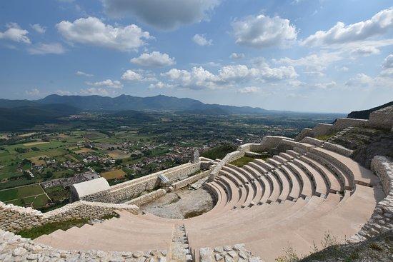 Pietravairano, Italia: Panorama