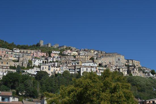 Il borgo di Pietravairano
