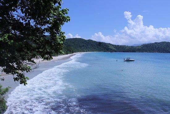 Angatu: Praia das Palmas, Ilha Anchieta, Ubatuba