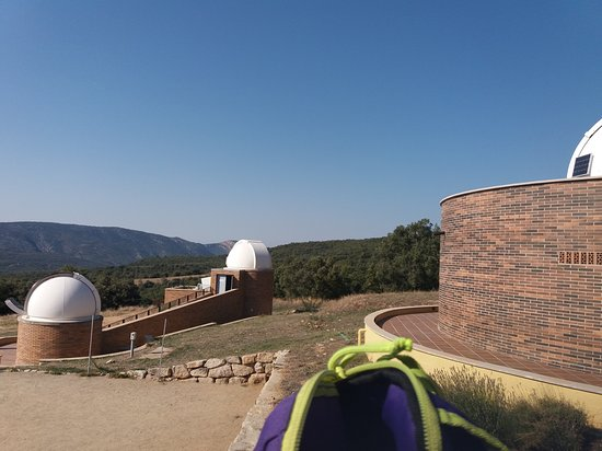 Bilde fra Centre d'Observacio de l'Univers