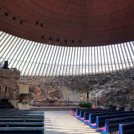 Ναός του Βράχου Φωτογραφία