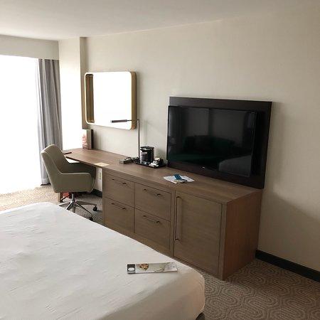 奧蘭多環球影城希爾頓逸林飯店照片