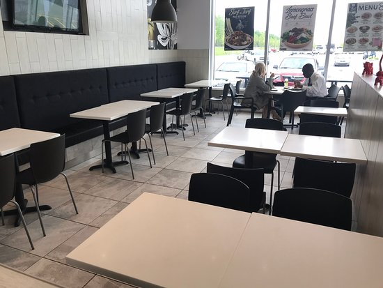 Thai Express: Dining Area