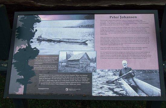 Murchison, New Zealand: Peter Johansen story