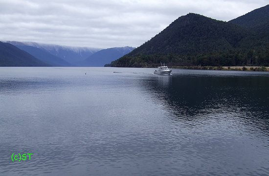 Murchison, New Zealand: Tranquil scenery