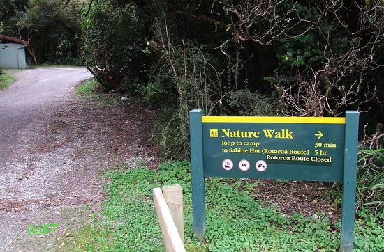 Murchison, New Zealand: Walking Tracks