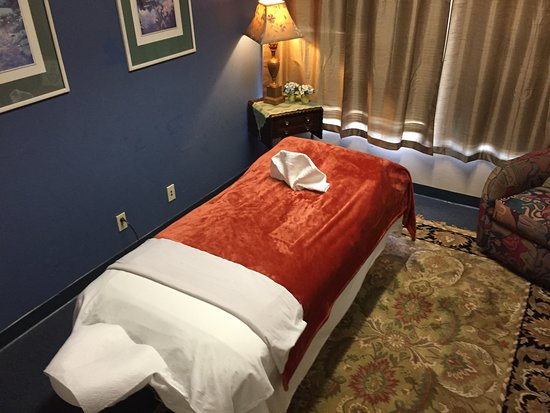 Concord, Kalifornia: Massage Room