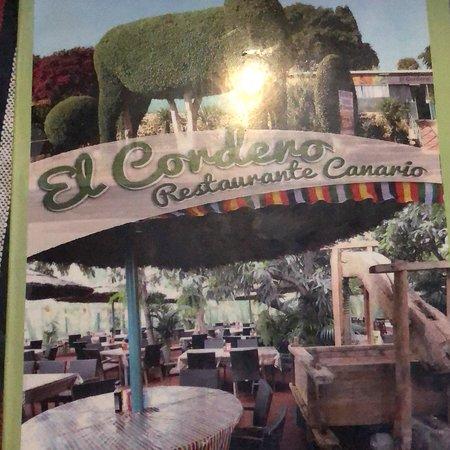 Restaurante El Cordero Foto