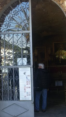La Ermita Virgen De la Pena: entrata