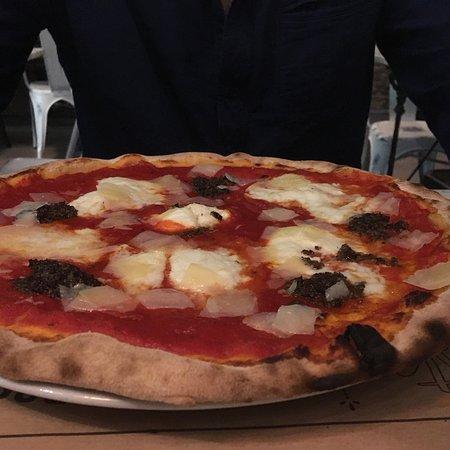 Pizza italiana... de verdad!