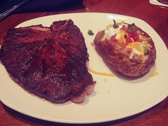 Outback Steakhouse: Das Steak war grandios
