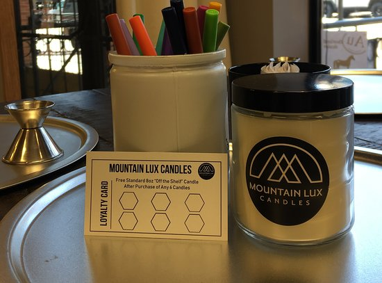 Mountain Lux Candles: Loyalty Cards!