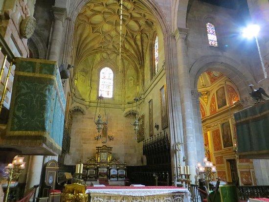 Sé de Braga: The main alter