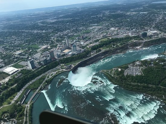 National Helicopters - Niagara Falls Heli-Tours Photo