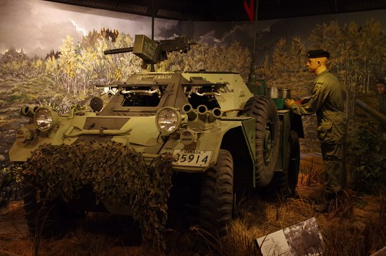 The Military Museums: Calgary Military Museums