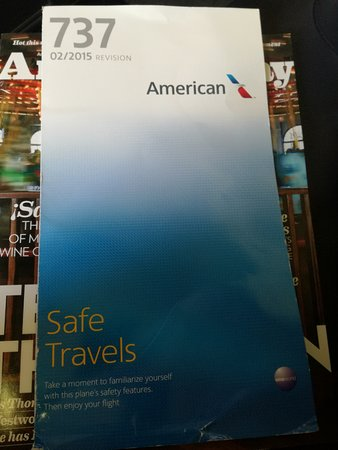 American Airlines: Flight AA 959 (American)-from Miami to Panama City