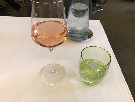 Boulud Sud: Vinho